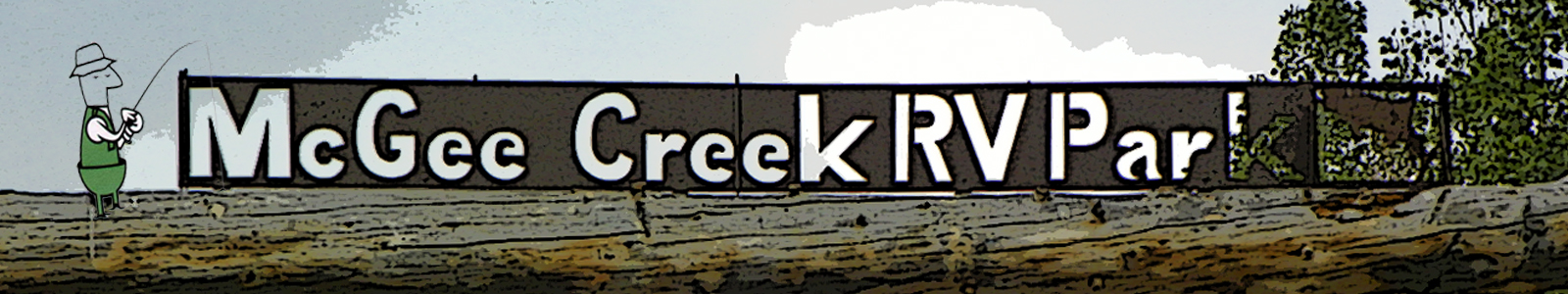 McGee Creek RV Campground Logo